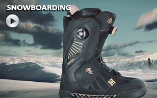 Image DC Shoes boot video
